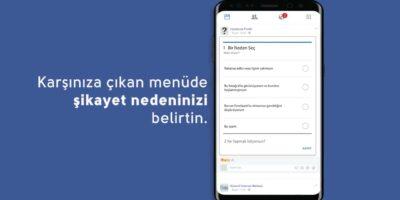 Facebook Şikayet Süreçleri